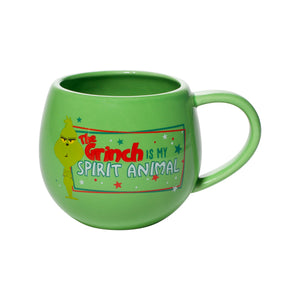 Department 56 Pop Grinch Spirit Animal Coffee Mug New with Box