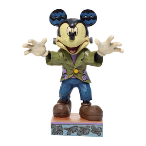 Disney Traditions Halloween Mickey Figurine Jim Shore New with Box