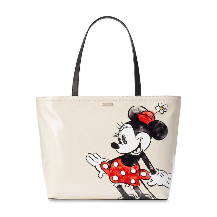 Disney Minnie Mouse Tote by Kate Spade New York New with Tags