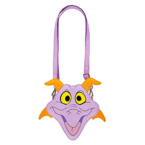 Disney Parks Figment Bag by Loungefly Journey Into Your Imagination New