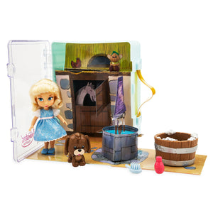 Disney Animators' Collection Cinderella Mini Doll Play Set New with Case