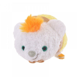 Disney Store Japan UniBEARsity Lucian Lumiere Mini Tsum Plush New with Tags