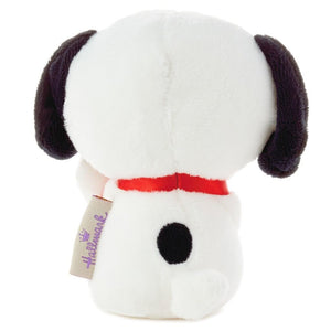 Hallmark Peanuts Christmas Candy Cane Snoopy Itty Bittys Plush New with Tag