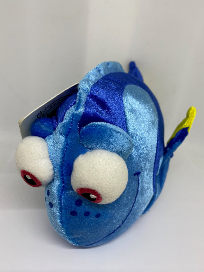 Disney Parks Finding Nemo 9inc Dory Bean Bag Plush New with Tags