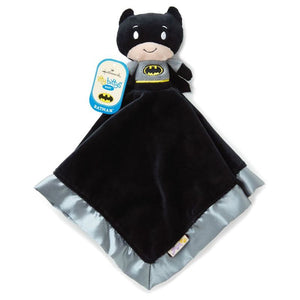 Hallmark Itty Bittys Baby Lovey Batman Plush New with Tags