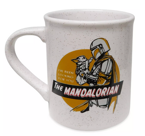 Disney Star Wars The Mandalorian The Child Yoda Season 2 Coffee Mug New