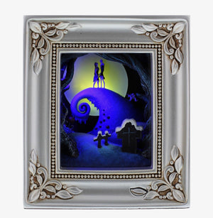 disney parks gallery of light olszewski jack and sally embrace new with box