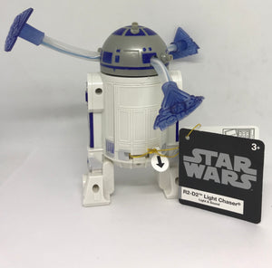 Disney Parks Star Wars R2-D2 Light Chaser with Light and Sound New with Tag