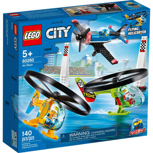 Lego 60260 City Air Race Building Set New with Sealed Box