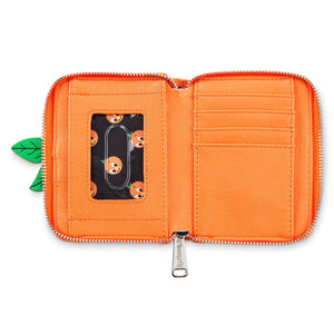 Disney Parks Florida Orange Bird Wallet by Loungefly New with Tags