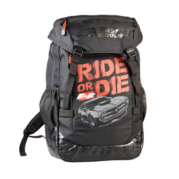 Universal Studios Fast & Furious Ride or Die Backpack Backpack New with Tags