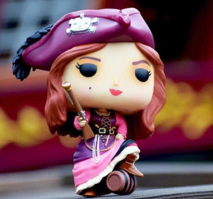 Disney Parks Exclusive Pirates Of The Caribbean Redd Funko Pop Vinyl New