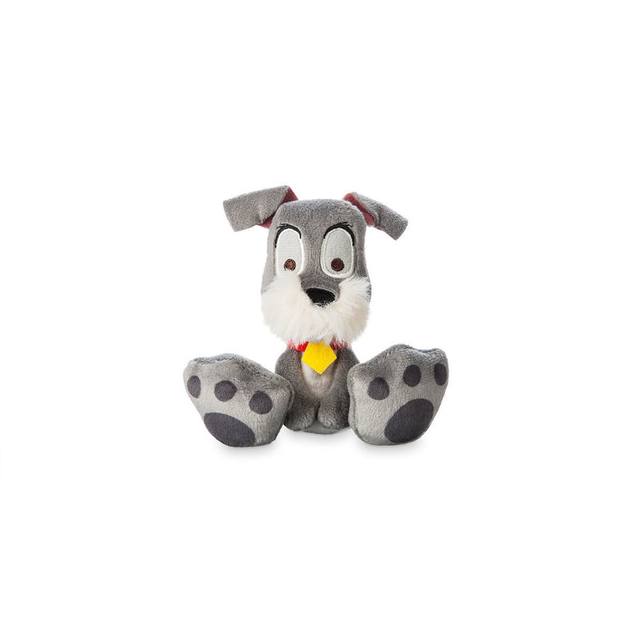 Disney Tramp Tiny Big Feet Plush Micro New with Tags