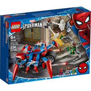 Lego 76148 Marvel Spider-Man vs. Doc Ock Superhero New with Sealed Box