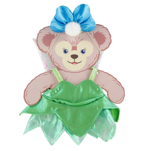 disney parks tinker bell costume outfit for Shellie May bear plush nwt
