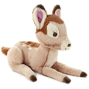 Hallmark Disney Baby Bambi Plush New with Tags