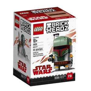 Lego 41629 BrickHeadz Star Wars Boba Fett New with Box