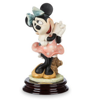 Disney Parks Minnie Mouse Figure Giuseppe Armani Arribas Brothers New with Box