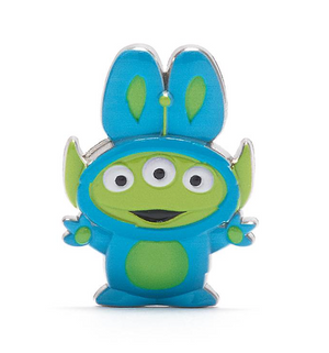 Disney Toy Story Alien Pixar Remix Pin Bunny Limited Release New
