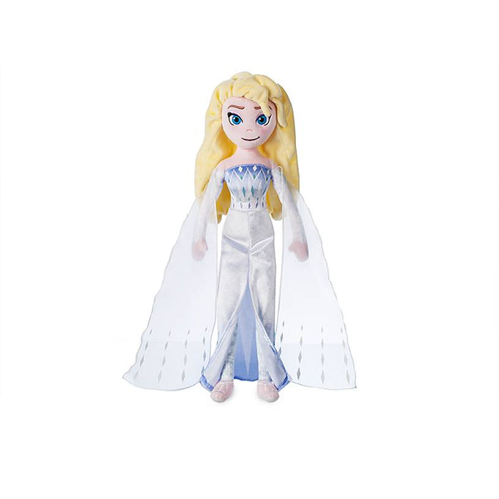 Disney Frozen 2 Elsa the Snow Queen Doll Medium Plush New with Tag