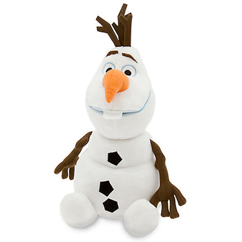 Disney Store Olaf Plush Frozen Medium 13 1/2'' Toy New With Tags