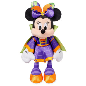 Disney Halloween Minnie Vampire 16inc Plush New with Tags