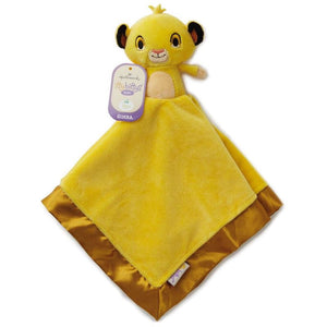 Disney Hallmark Itty Bittys Baby Lovey Simba Plush New with Tags