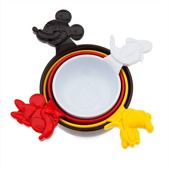 Disney Eats Mickey Mouse and Friends Measuring Cups New with Tag