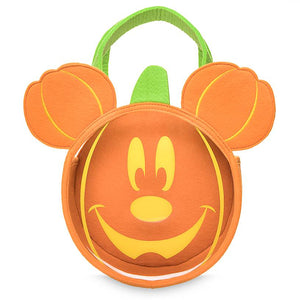 Disney Parks Halloween Mickey Mouse Trick or Treat Bag New with Tag
