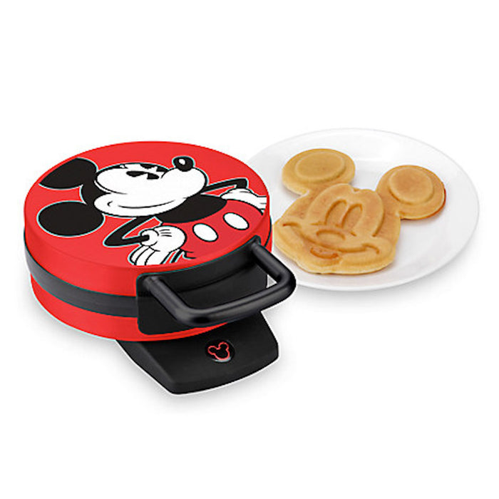 Disney Mickey Mouse Waffle Maker New with Box