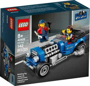 Lego 40409 Hot Rod 142 pcs New Sealed Box