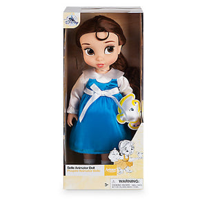 Disney Store Animator Doll Belle with Baby Chip New with Box