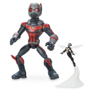 Disney Store Ant-Man Action Figure Marvel Toybox New with Box