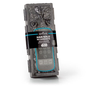 Hallmark Star Wars Han Solo in Carbonite Mobile Technology Holder New