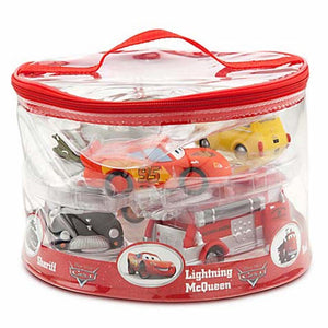 disney parks junior cars 2 pool bath toy set new with sealed bag