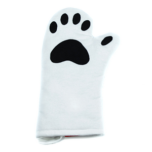 Authentic Coca-Cola Coke Polar Bear Paw Oven Mitt New with Tags