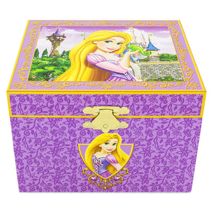 Disney Parks Rapunzel Musical I See the Light Jewelry Box New