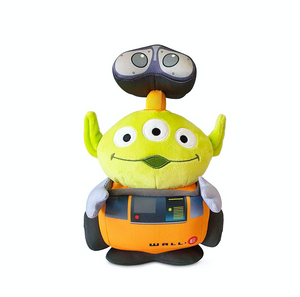 Disney Toy Story Alien Pixar Remix Plush Wall-E Limited New with Tag