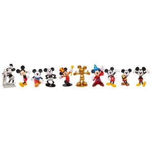 Disney Mickey's 90th Anniversary Deluxe Figure Set Special Edition New with Box
