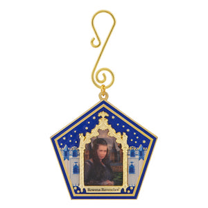 Universal Studios Harry Potter Rowena Ravenclaw Wizard Card Ornament New w Tag