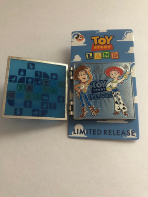 Disney Parks Toy Story Land I Played There Passholder Limited Pin New with Card