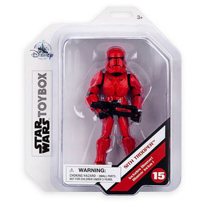 Disney Star Wars Sith Trooper Figure Toybox New with Box