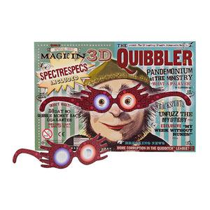 Universal Studios Harry Potter The Quibbler Spectrespecs New Sealed