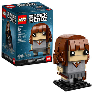 Lego Harry Potter Hermione Granger 127 Pieces 41616 BrickHeadz New with Box
