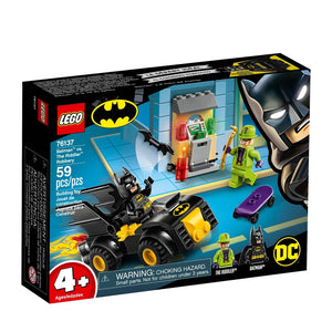 Lego 76137 DC Comics Super Heroes Batman vs. The Riddler Robbery Toy Car New