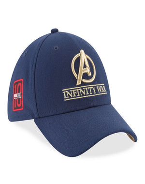 Disney Marvel Avengers Infinity War Crew Cap Collection Limited Edition New Box