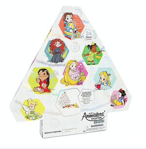 Disney Store 2020 Animators' Littles Advent Christmas Calendar New with Box