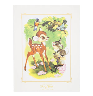 Disney Parks Bambi Deluxe Print by Story Book New