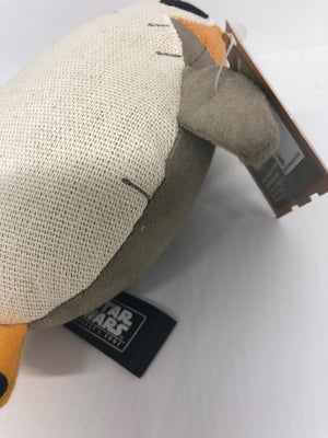 Disney Parks Star Wars Galaxy's Edge Porg Plush New with Tag