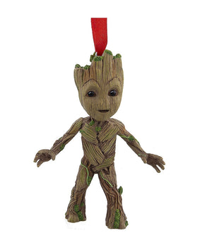 Disney Parks Guardians of the Galaxy Groot Resin Ornament New with Tags